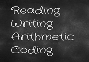 Coding in school