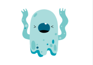 Coding with Scratch: Ghost catcher