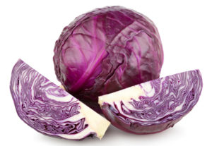 red cabbage indicator